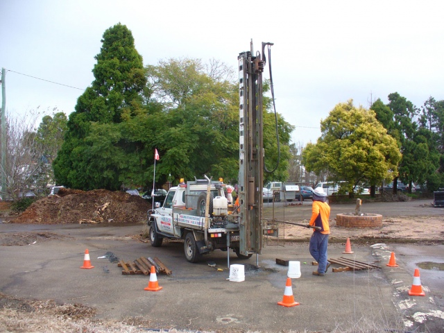 Toowoomba Gasworks Remediation Project