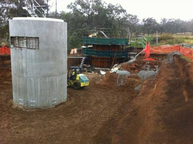 Toowoomba Waste Water Infrastructure Project